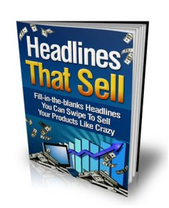 Connect with your target audience with headlines that sell