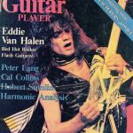 Eddie Van Halen, dead but his music will live on