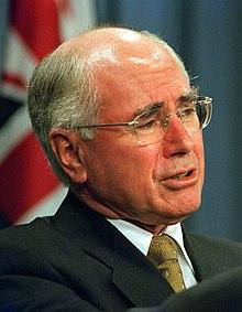 ohn Howard a pious pollitician
