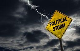 Australian political storm over Clinton
