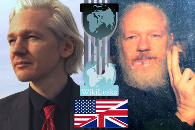 Assange extradition